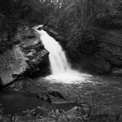Waterval BW
