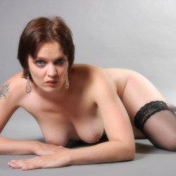 Erotisch model