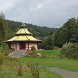 Altenau - Kraeuter Park