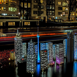 Amsterdam Light festival 11