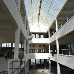 Vlissingen,voormalige timmerfabriek Schelde