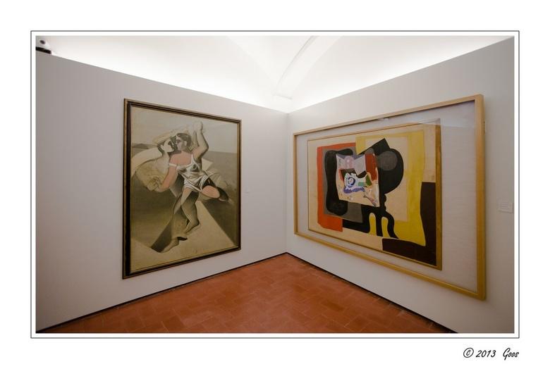 Salvador Dali 05 - Geïnspireerd door Picasso.