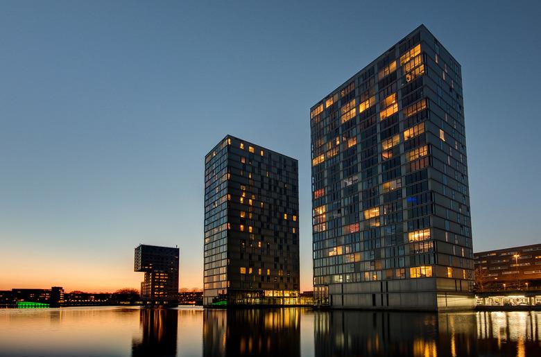 Almere - Side by Side Flats - 01 - Almere - Side by Side Flats - 01