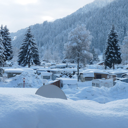 winters kamperen