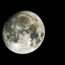 Full Color Moon