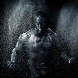 Jeroen Linsen black Warrior