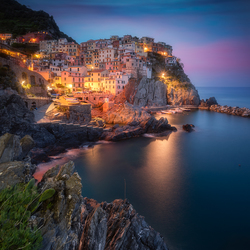 Manarola Sunrise