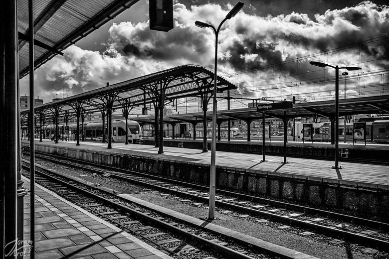 Groningen Station -