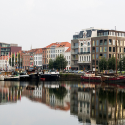 Reflection (MAS Antwerpen)