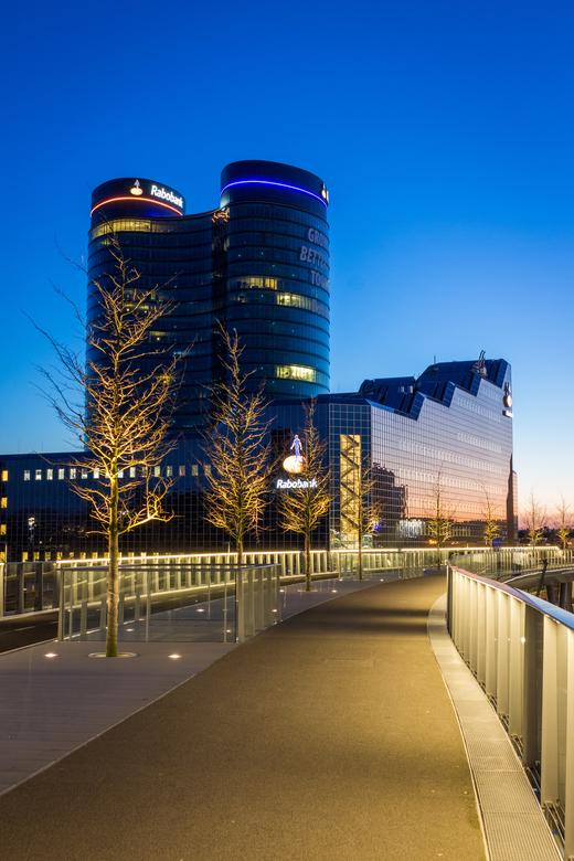 Rabobank bij de Moreelsebrug Utrecht