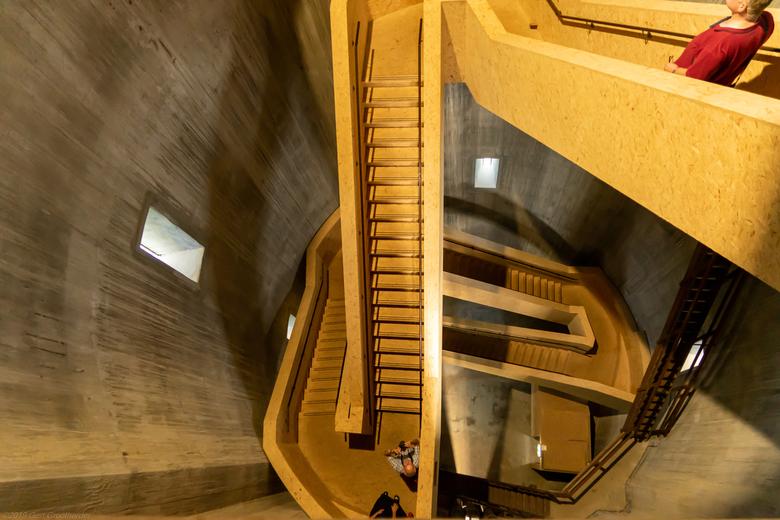 Monumentendag - Watertoren van Sint Jansklooster met hoog ISO (10000)