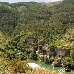 Panorama de Castelbouc