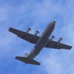Lockheed C-130 Hercules USAF