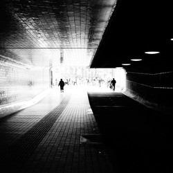 Into the light... - Cuyperspassage