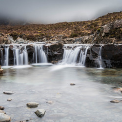 Fairy Pools (Isle of Skye, Scotland)
