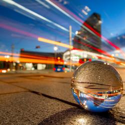 I see, I see... Arnhem central