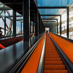 zeches orange entrance
