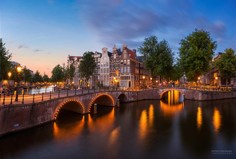 Groeten uit Amsterdam ... - Amsterdam Keizersgracht/Leidsegracht