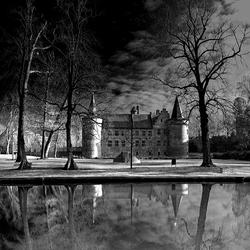 kasteel Helmond - middeleeuwsche schijn