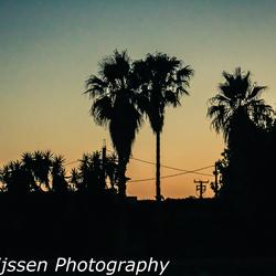 Sunset in Kos