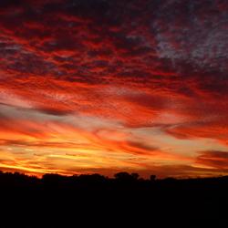 Sunset @ House Creek, Western Australia