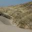 onaangeraakt zand