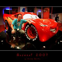Cars goes Autorai 2007