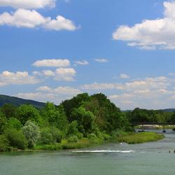 rivier de Aare