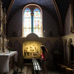 Kerk in Aigueze