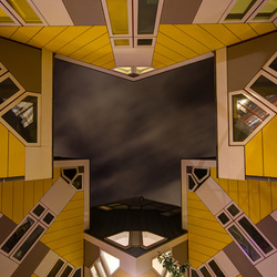 Rotterdam - Kubus Woningen