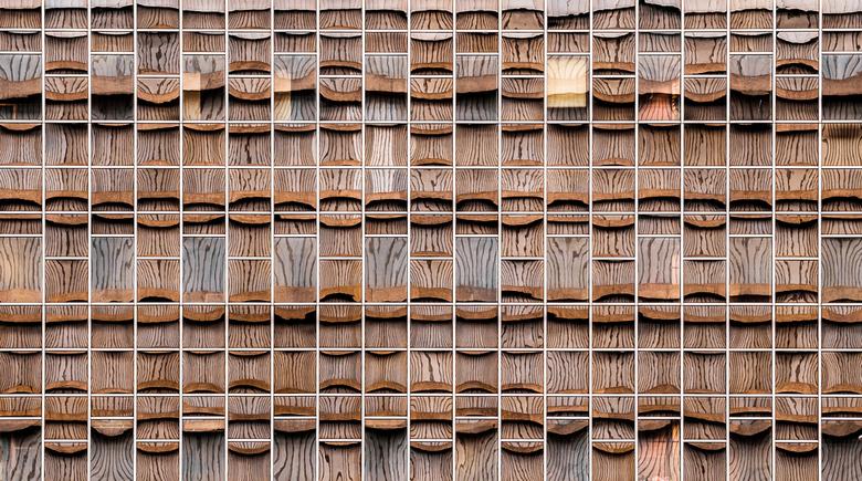 patterned glas