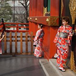 Kimono dames Japan