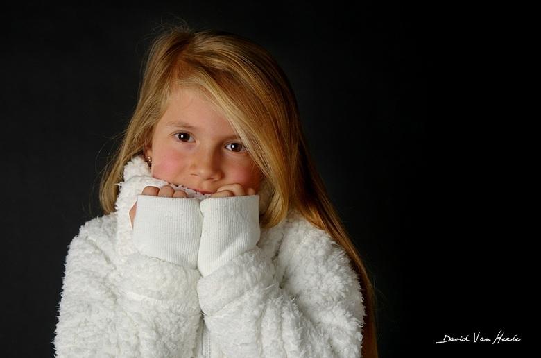 winter girl -