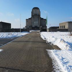 Sneeuwvrij naar Radio Kootwijk