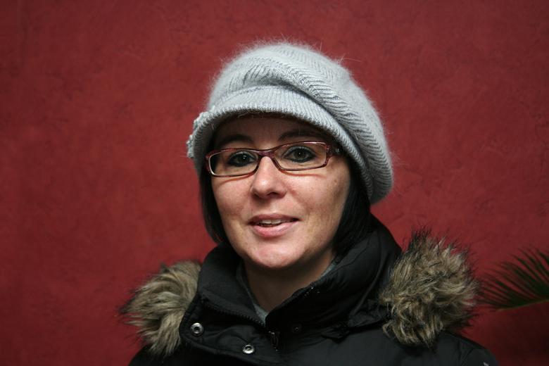 Patricia - Klaar om de winterkou in te gaan.<br /> Gr Jan