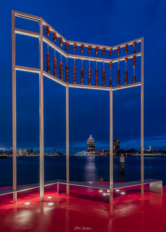 AIDS Monument - AIDS Monument (Jean-Michel Othoniel) - Amsterdam