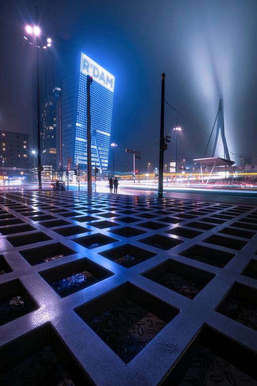 Futuristic Cityscaping - Goede en unieke composities zijn letterlijk overal te vinden. Enige voorwaarde is wel dat je goed om je heen moet kijken. Ste