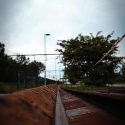 Oude Treinrails