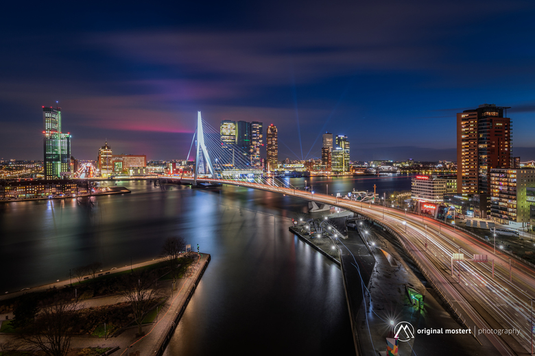 Rotterdam Nights... - Morning Lights...