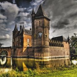 HDR kasteel Heeswijk Dinther