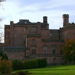 Dalhoussie Castle