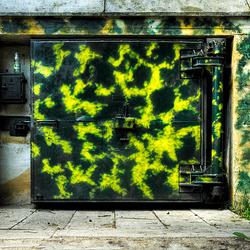 De laatste deur.