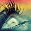 Opgemaakt oog