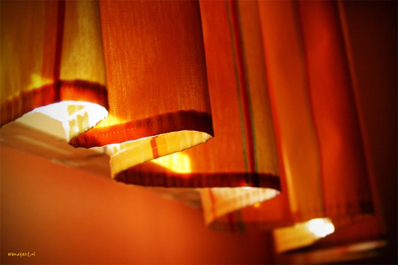 De kracht van licht (en gordijnen ;) -