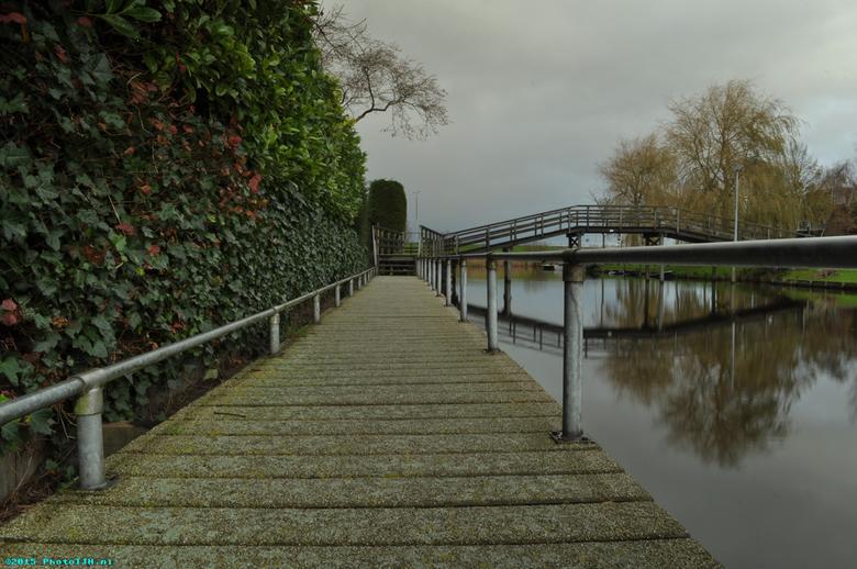 Waarheen leidt de weg..... - The beauty of Westzaan.....