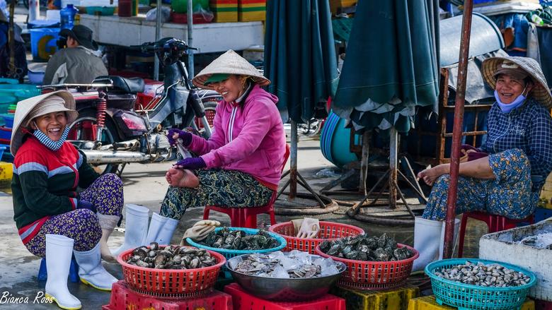 Lokale vismarkt