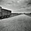 Trein in Oświęcim Birkenau