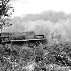Eenzaam, achterblijven