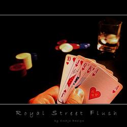 Royal Street Flush