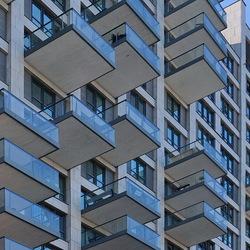 Balkonscene Den Haag.